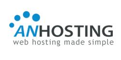 AnHosting Logo