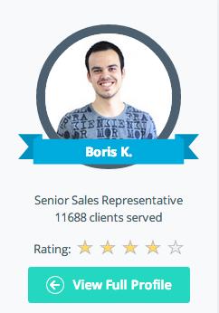 Boris SiteGround Customer Support Agent