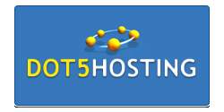 Dot5Hosting Logo
