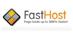 FastHost logo