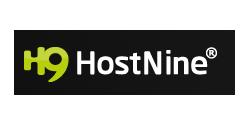 HostNine Logo