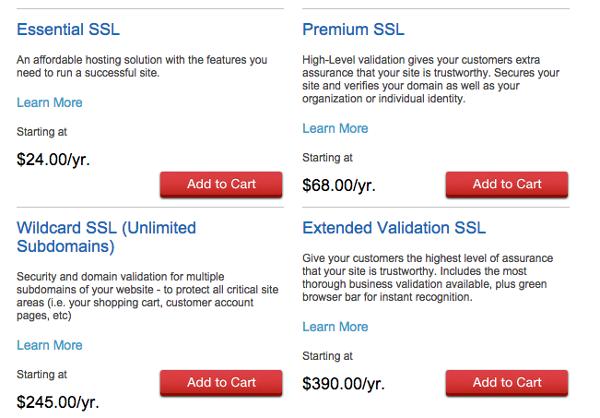 Web.com SSL