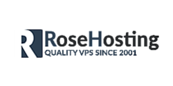 Rose Hosting Logo